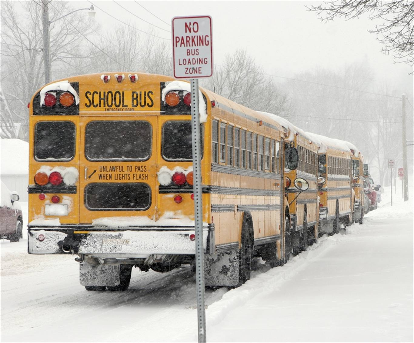 Inclement Weather Emergency School Closing Information For Parents